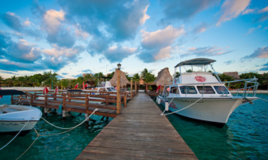 Steve and becky 39 s dive package ambergris caye dive the world - Ambergris dive resort ...