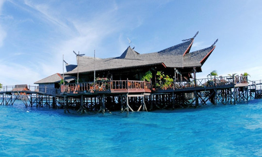 Sipadan kapalai dive resort packages malaysia dive the - Kapalai dive resort price ...