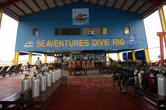 Seaventures resort diving packages sipadan malaysia - Sipadan dive centre ...