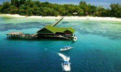 Lankayan Island Resort