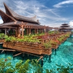Mabul Water Bungalows, the finest stilted Sipadan resort