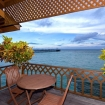 Mabul Water Bungalows Bougainvilla balcony