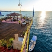 360 degree views from this unique diving resort - Seaventures