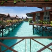 Beautiful views everywhere you look at Mabul Water Bungalows
