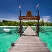 Welcome to the eco conscious, Lankayan Island Dive Resort