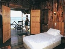 Lankayan Island Dive Resort room