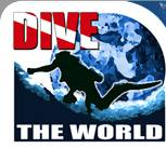 Dive The World Logo